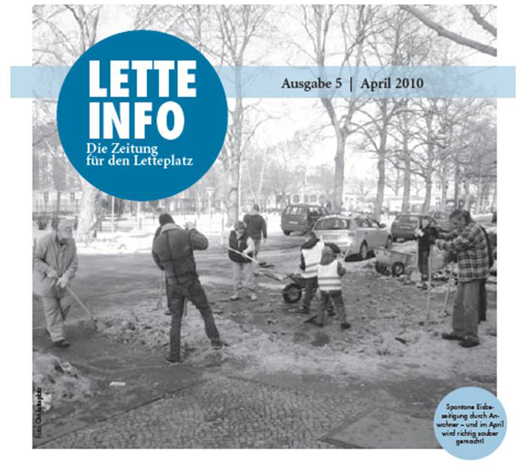 Lettinfo April 2010
